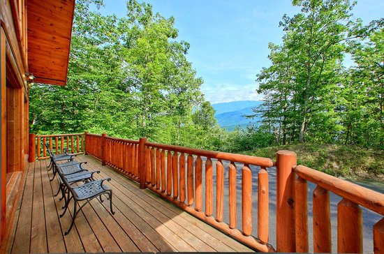 Elk Springs Resort: Views from your deck