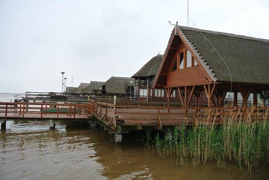 Haus Im See: Benachbarte See-Häuschen