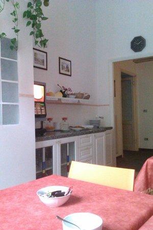 Nautilus Hotel: кухня