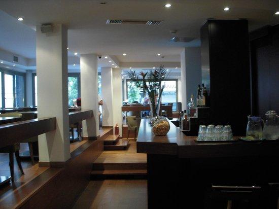 Plaka Hotel: Hotel Plaka, Athens, breakfast estaurant