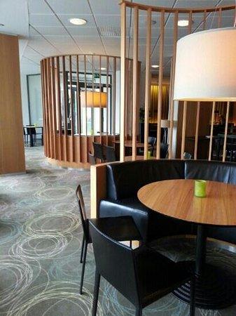 Scandic Hotel Opalen : Lounge / Restaurant