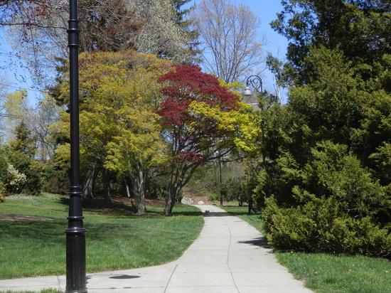 Wilcox Park: May 2013