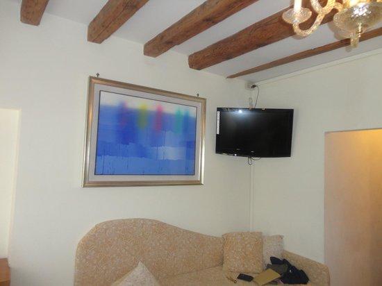 Hotel Minerva & Nettuno: room