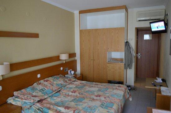 Agla Hotel: номер стандарт