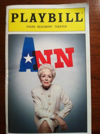 The Ann Richards Play
