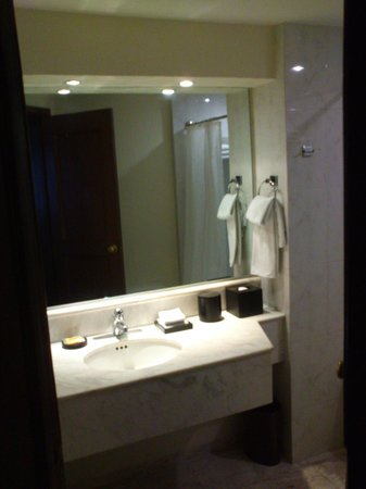 Hyatt Regency Merida: bagno