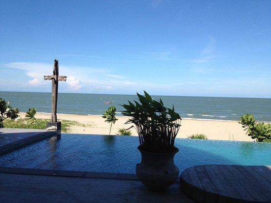 Papa Monkey Resort: pool