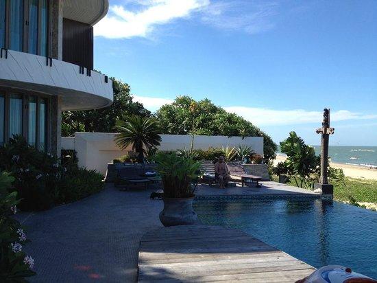 Papa Monkey Resort: lovely pool