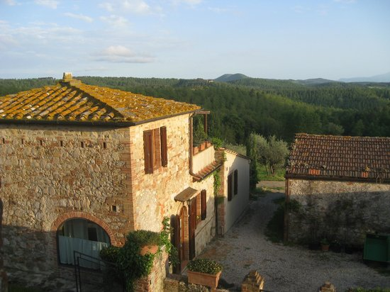 Podere Alberese: View from room