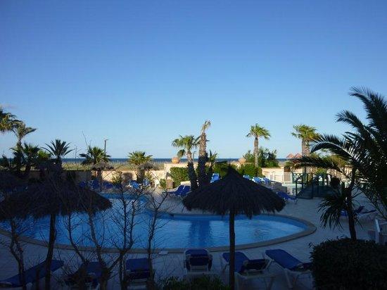 La Lagune Beach Resort and Spa : Vue de la chambre