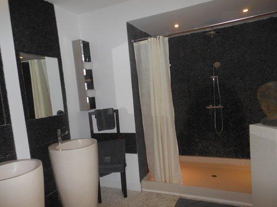 La Maison de Claire: nouvelle douche