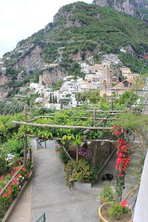 Casa Soriano: Foto della terrazza