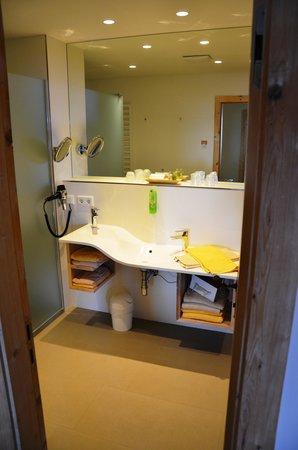 Kinderhotel Oberjoch: Badezimmer