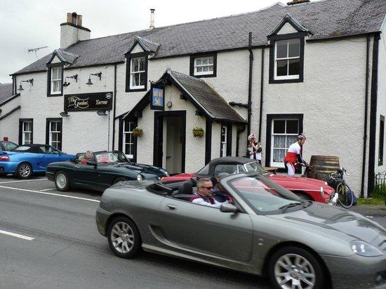 The Gordon Arms - Yarrow : MG Tour at the Gordon Arms