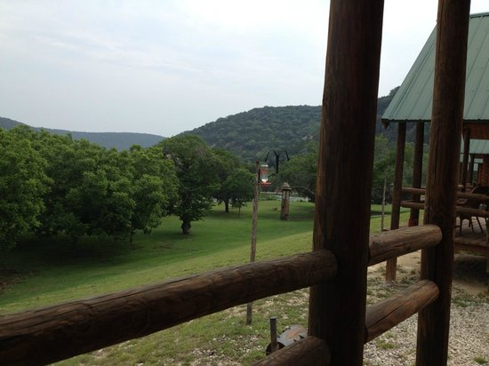 Medina Highpoint Resort: View from our porch