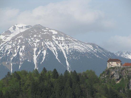 Penzion Mayer: Lake Bled Castle