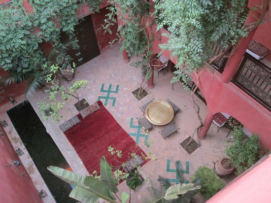 Riad Honey Sarl: Kleinod in der Medina