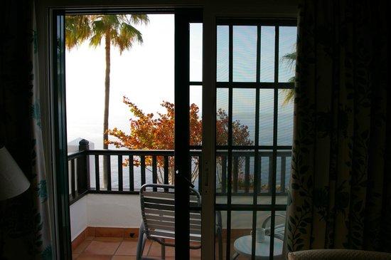 Hotel Jardin Tecina: Adjoining balcony