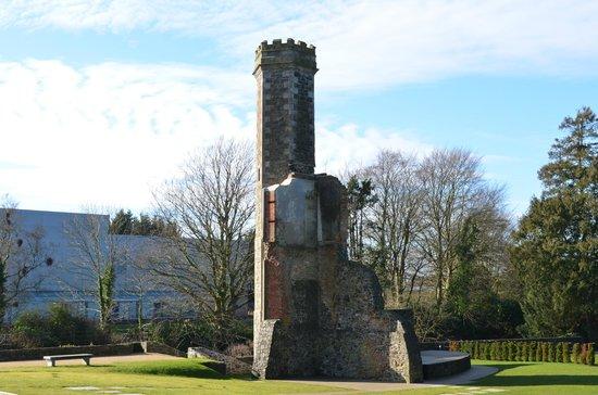 Antrim Castle Gardens: Tower