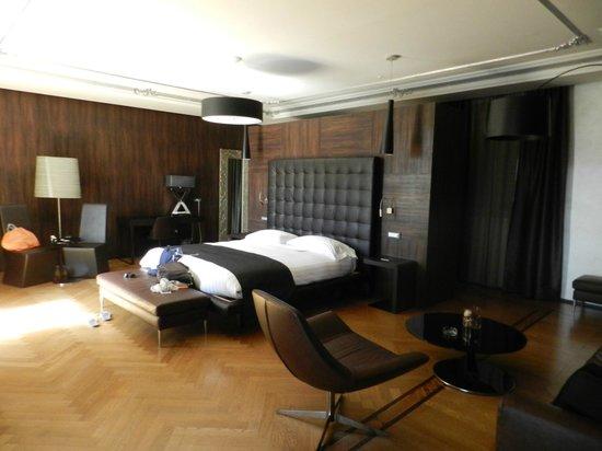 Berg Luxury Hotel: Junior suite