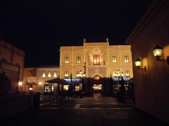 EPCOT : De noche las vistas son hermosas...