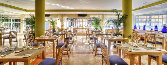 El Dorado Sensimar Riviera Maya : Arrecifes Restaurant
