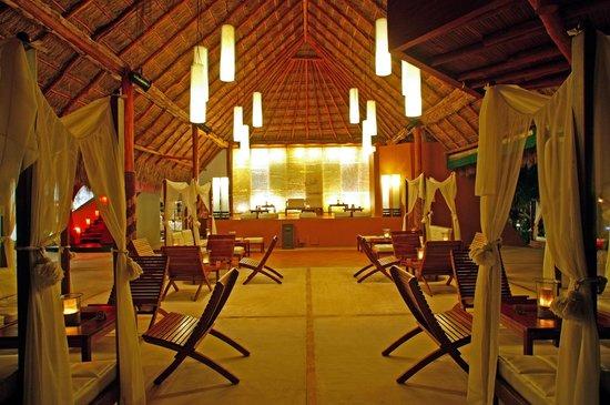 El Dorado Sensimar Riviera Maya : Guacamayas Restaurant