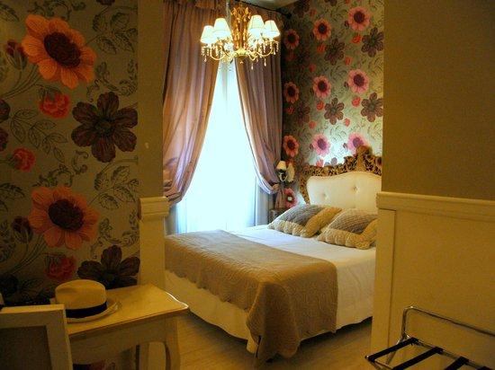 Hotel Beldes: Habitación 2ª planta