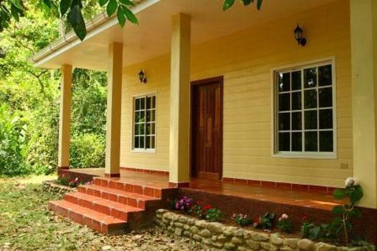 Rio Santiago Nature Resort : One of our new cabins