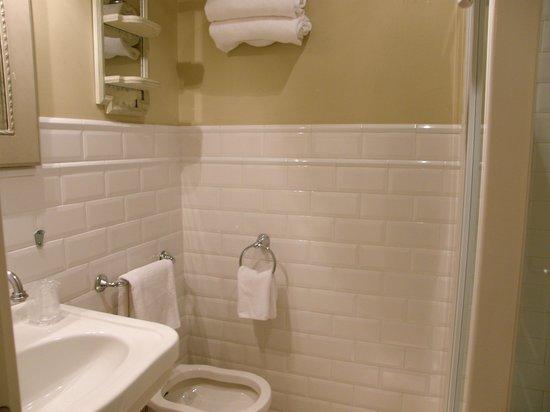 Hotel Beldes: Cuarto de baño