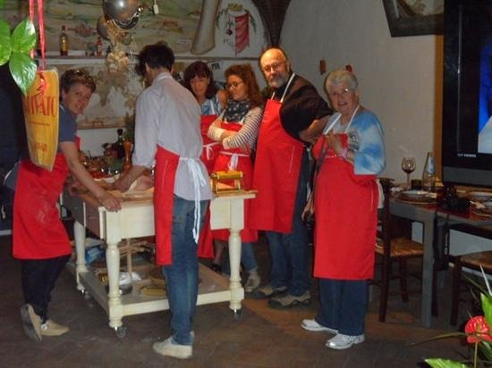 La Cucina di Giuseppina - Italian Cooking School: Add a caption