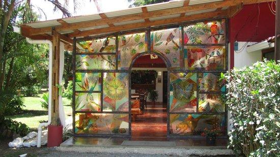 Casa Batsu: salle à manger