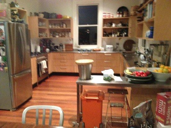 TARA Guest House: la bella cucina di Tara guest house