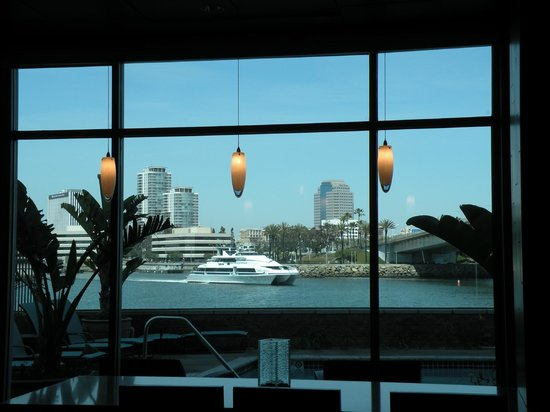 Residence Inn Long Beach Downtown: View