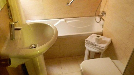Hostal Noria : baño 21