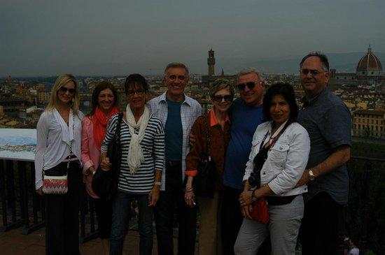 Share a Shore Excursion in Italy: Apr. 26, 2013 Group- Texas/Indiana, Louisiana, Canada