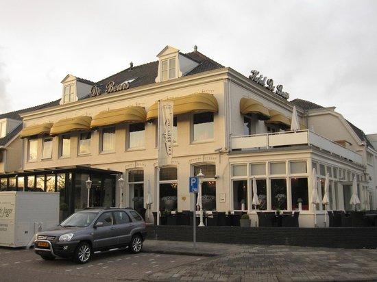 Hotel De Beurs: 外観