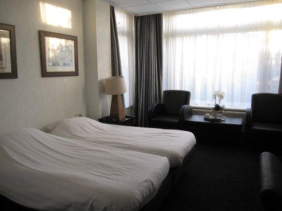 Hotel De Beurs: 室内