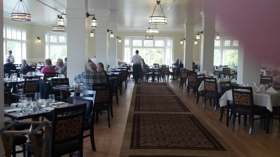 Beautiful Lake Yellowstone Hotel Dining Room: The Dining Room
