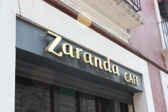 Zaranda Café Palafox