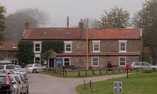 The Horseshoe Inn: Great village pub.