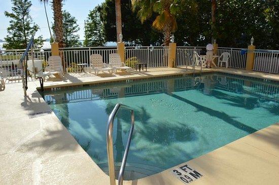 Comfort Suites : The pool is nice