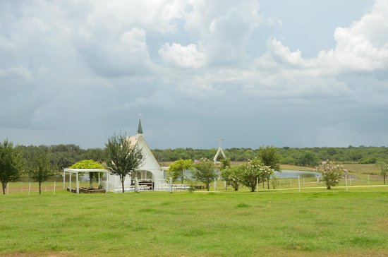 Knolle Farm and Ranch Bed, Barn and Breakfast: Beth's special chapel