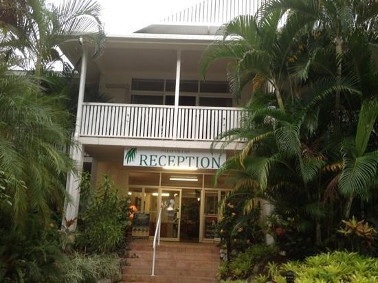 منتجع بالم فيلاز: Palm Villas