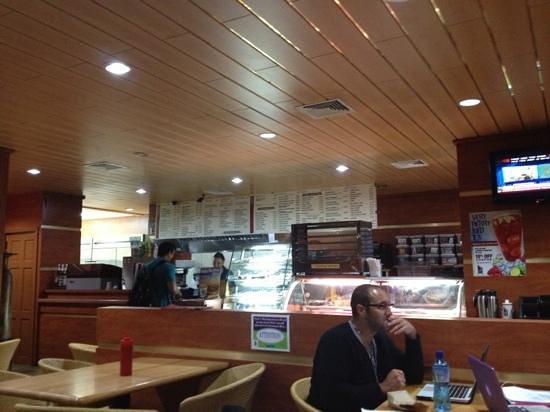 Ritual Coffee House: Add a caption