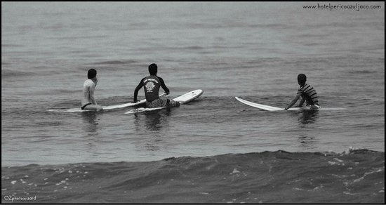 Hotel Perico Azul: Take advantage of our in-house surf camp and discover the wonders of surfing