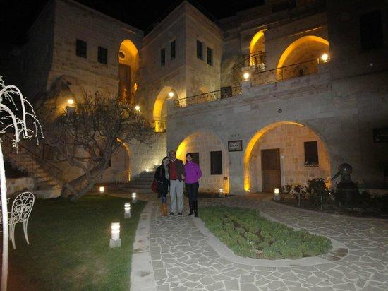 Tafoni Houses: muy hermoso