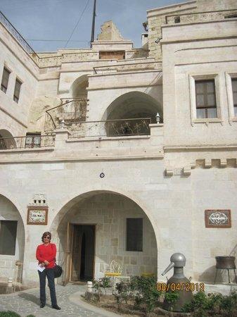 Tafoni Houses: de día