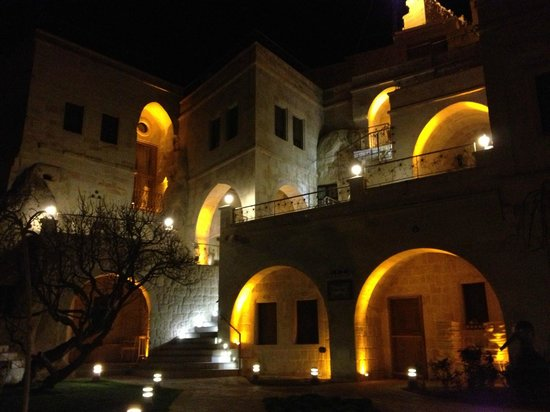 Tafoni Houses: asi luce de noche ¡¡