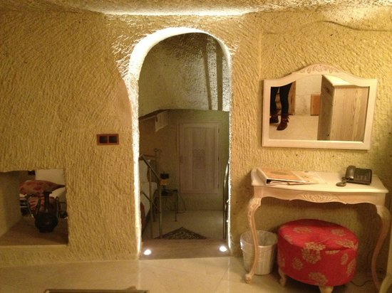 Tafoni Houses: todas las habitaciones tienen tres áreas